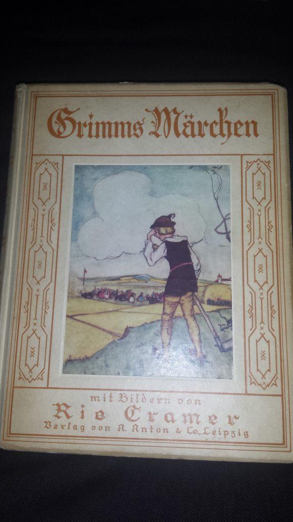 Grimms Maerchen Schmuckausgabe auf www.nixzulesen.de
