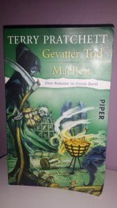 Gevatter Tod - Terry Pratchetts erster Roman aus der Scheibenwelt auf www.nixzulesen.de