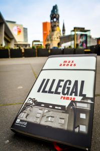 Illegal Buch in Berlin